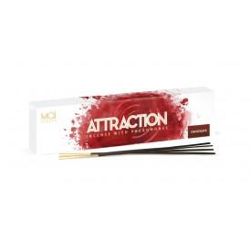 Ароматические палочки с феромонами и ароматом шоколада - 20 шт.